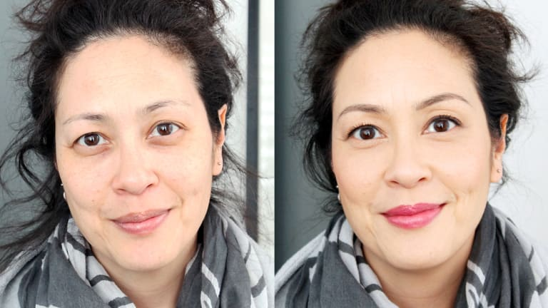 HOW TO CORRECT BROWN DARK CIRCLES