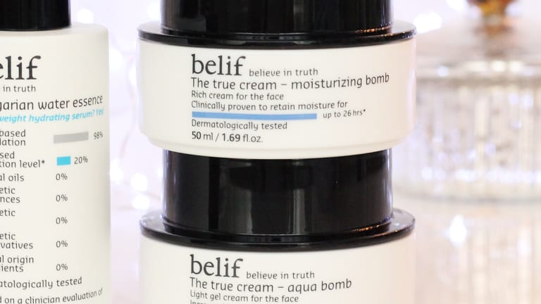 BELIF HUNGARIAN WATER ESSENCE + TRUE CREAM AQUA BOMB AND MOISTURIZING BOMB REVIEW