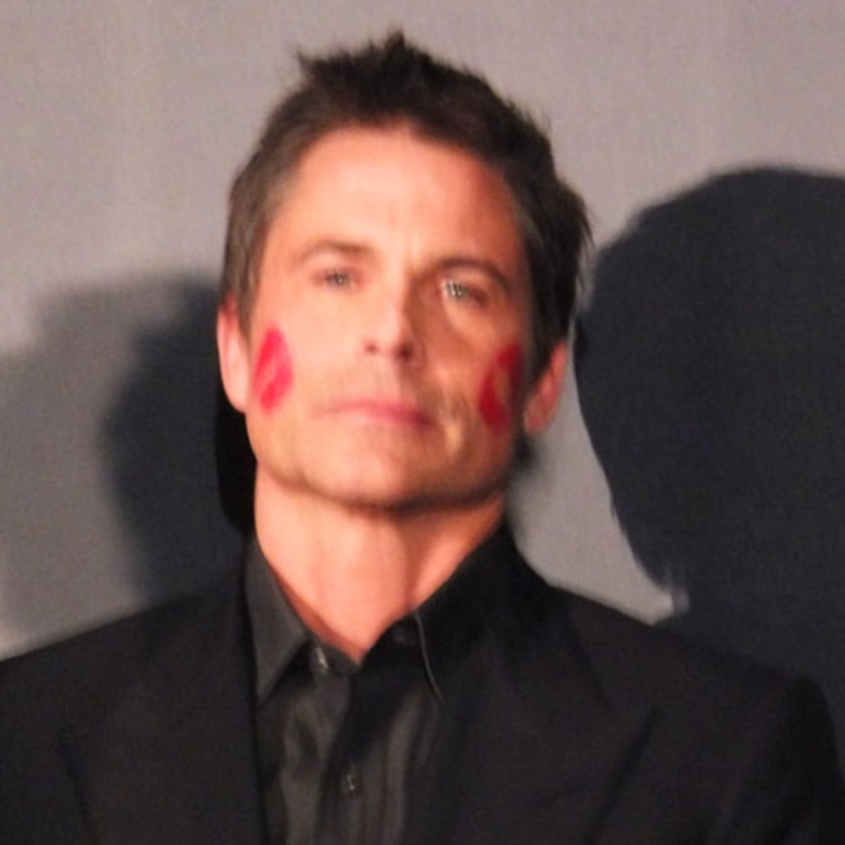 Lipstick Diary: What Rob Lowe Wore That Day - Beautygeeks