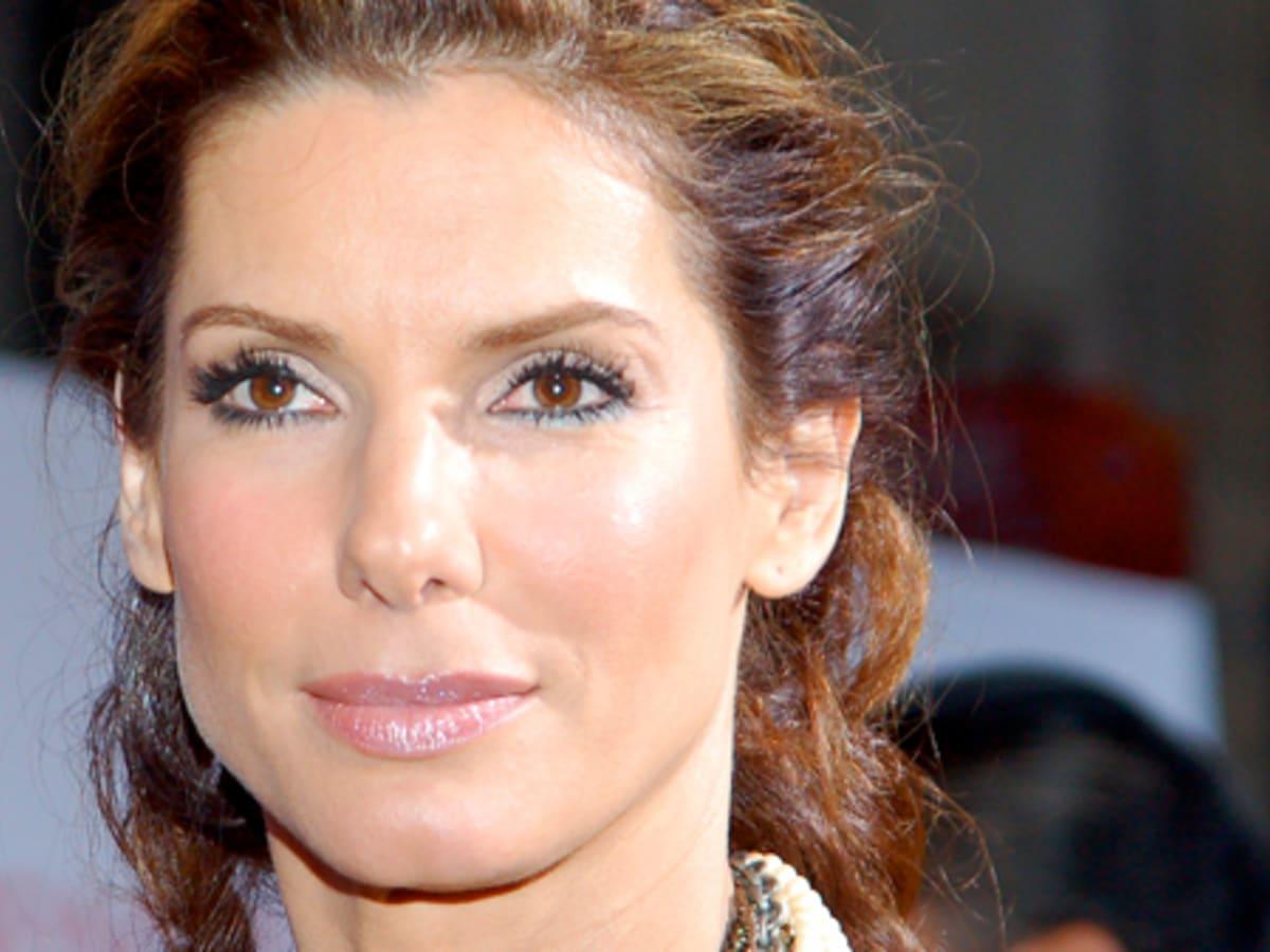 Multiplicity: Many Eye-Makeup Faces of Sandra Bullock - Beautygeeks