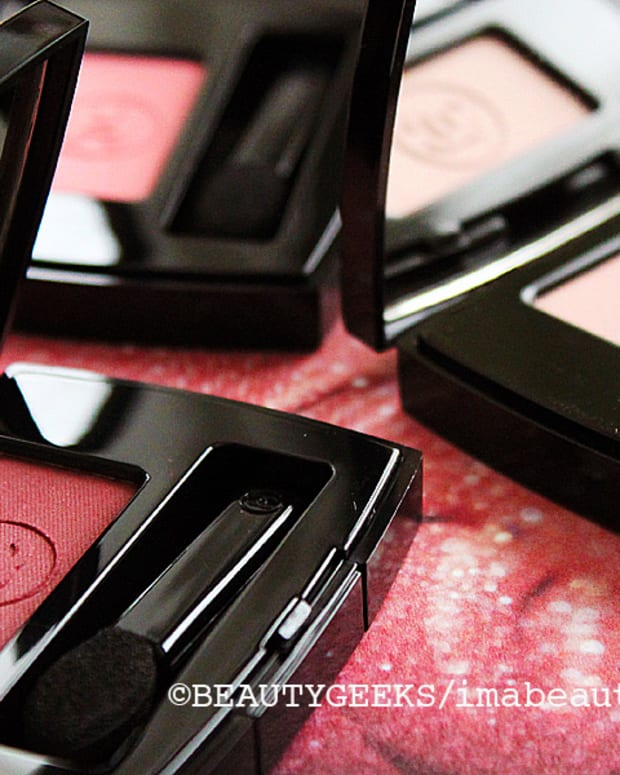 CHANEL Fall 2014 makeup collection Etats Poetiques Ombre Essentielles