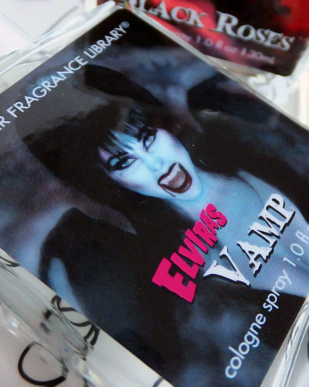 Halloween perfume Demeter Elvira Vamp cologne
