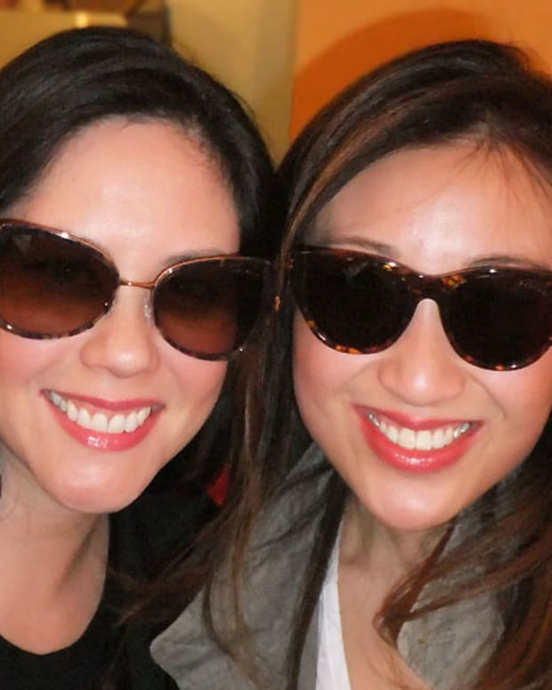 KayTran Celine and Aiden Sunglasses_Janine Falcon and Kathy Tran
