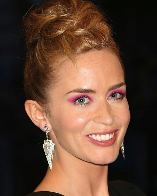 Emily Blunt_best makeup_Met Ball 2013
