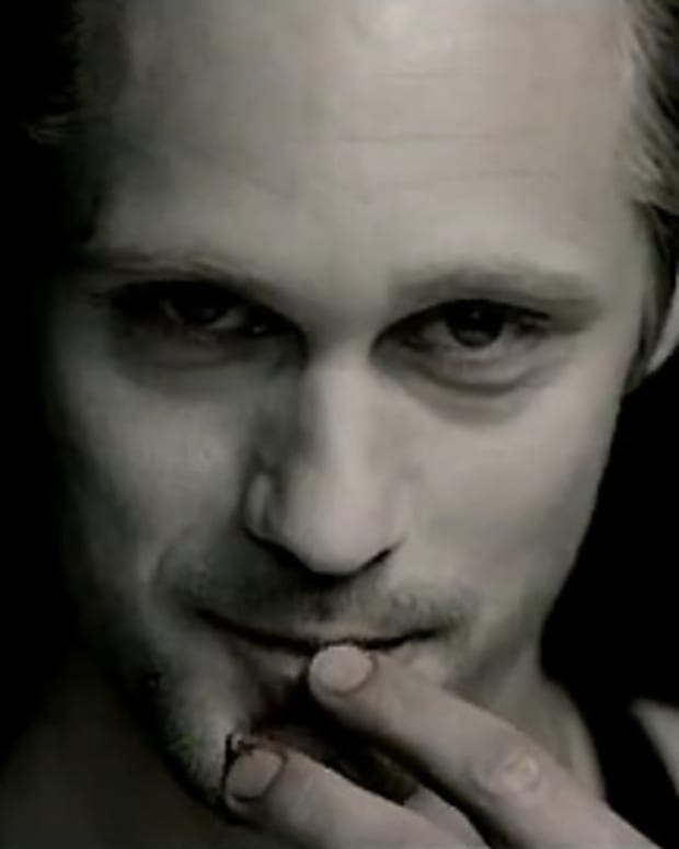 Alexander Skarsgard as Eric Northman_True Blood season 4