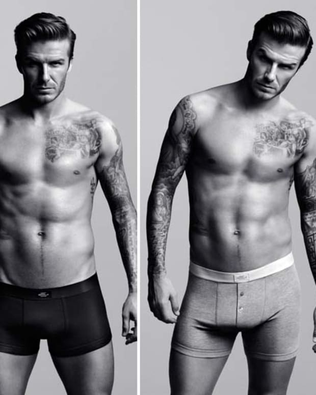 David Beckham for H&M