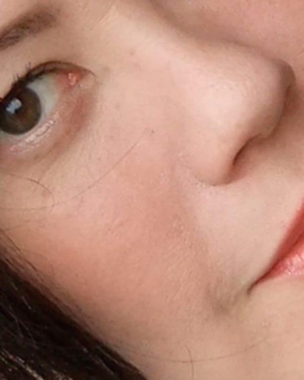 Rimmel Moisture Renew Lipstick in Soft Coral