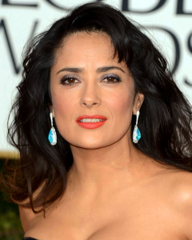 salma-hayek-golden-globes 2013 makeup