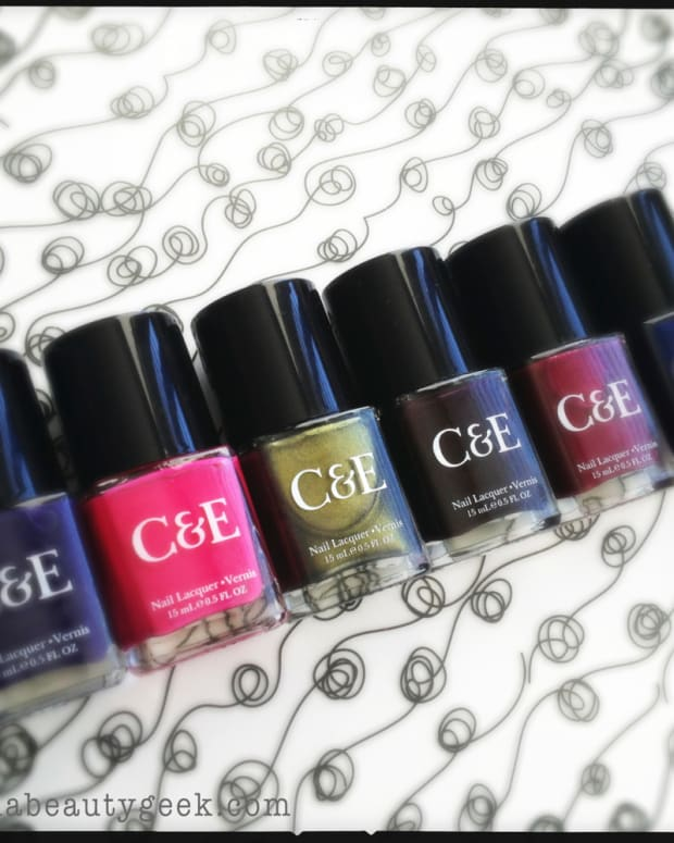 Crabtree & Evelyn Polish Core Collection