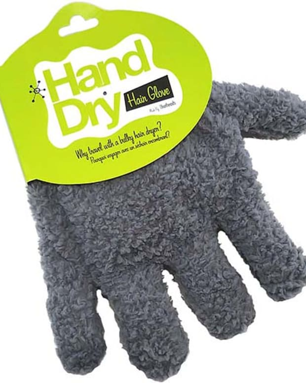 Hand Dry Hair Glove $22.95 per pair