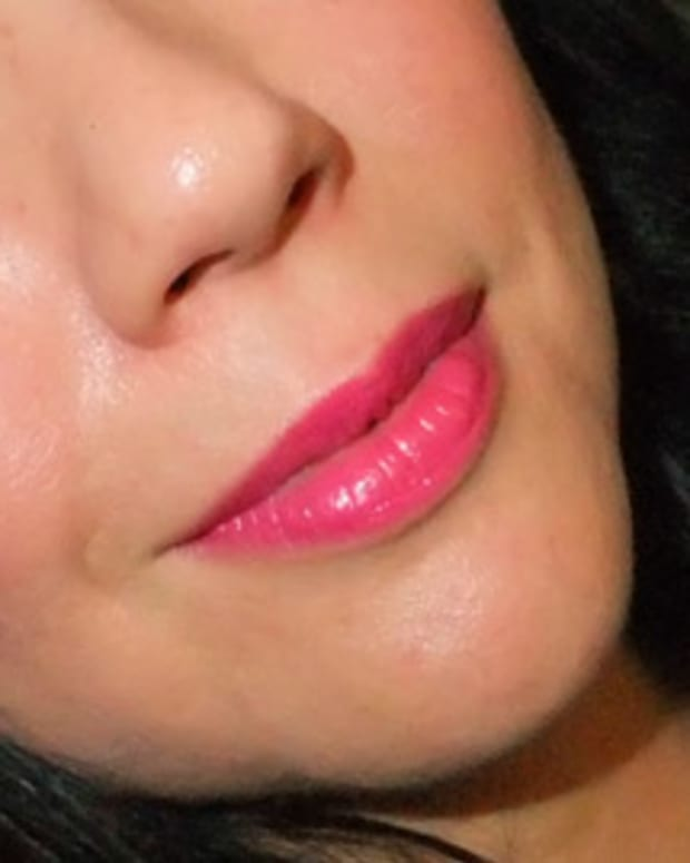 L'Oreal Paris Infallible Le Rouge lipstick in Enduring Berry