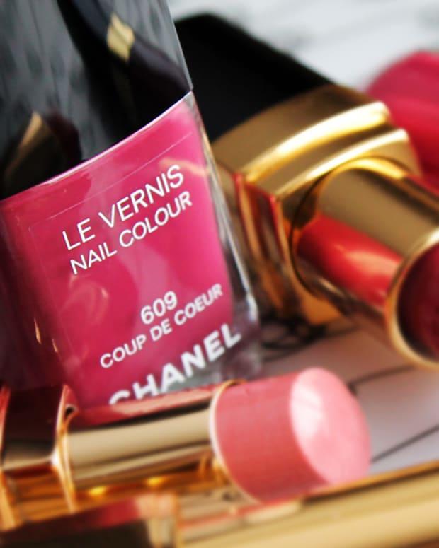 Chanel Coup de Coeur 609 Le Vernis