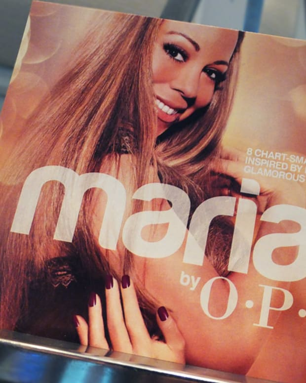 Mariah Carey by OPI collection_January 2013