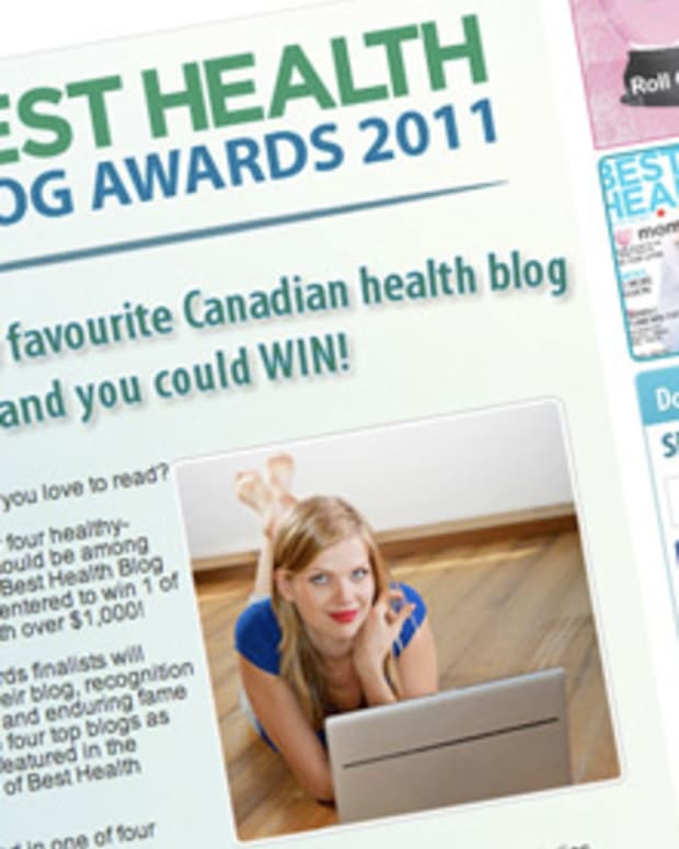BestHealth_BlogAwards