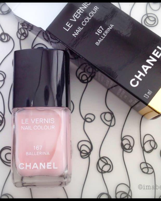 Chanel Ballerina 167 Spring 2014