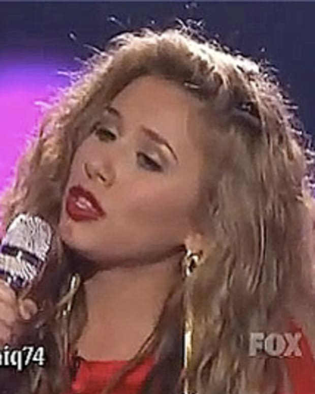 American Idol_Haley Reinhart_Lipstick