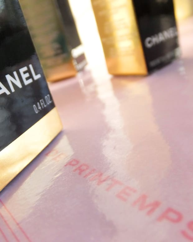 Chanel Spring 2014 makeup collection