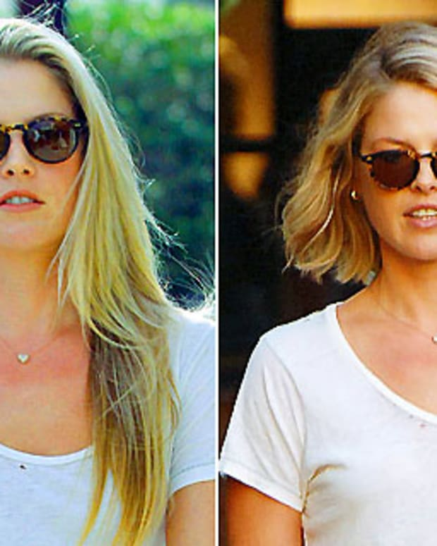 Ali Larter before and after