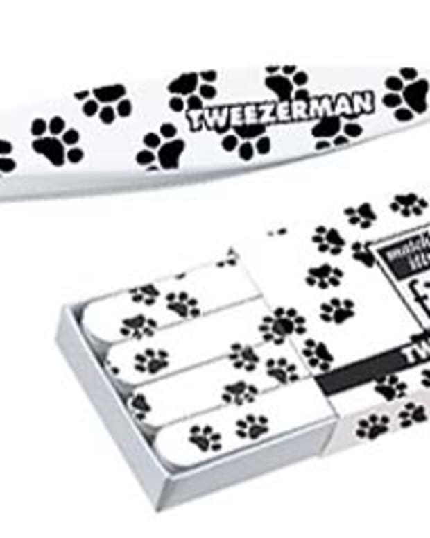 Tweezerman Paw Prints