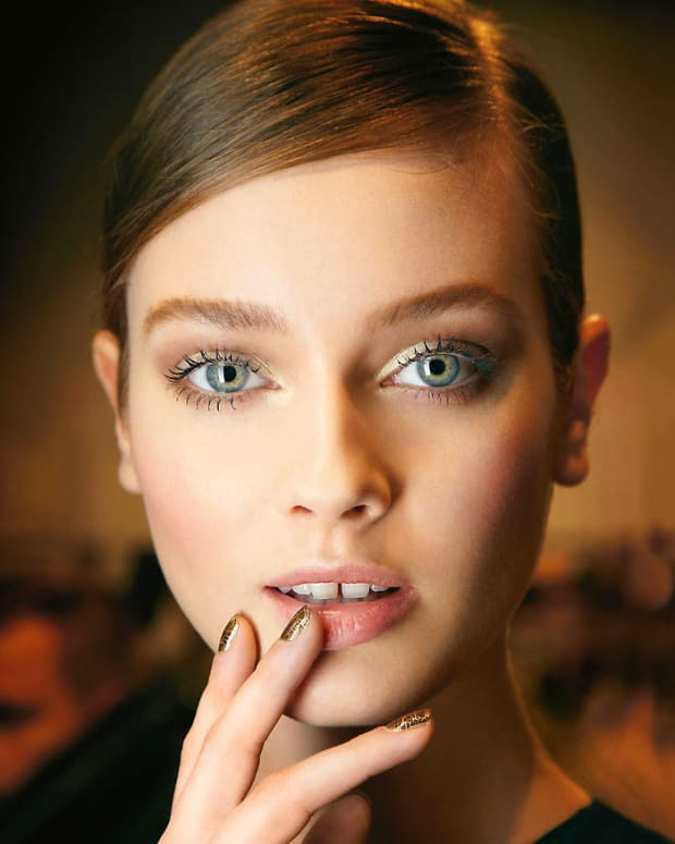 Dior backstage beauty