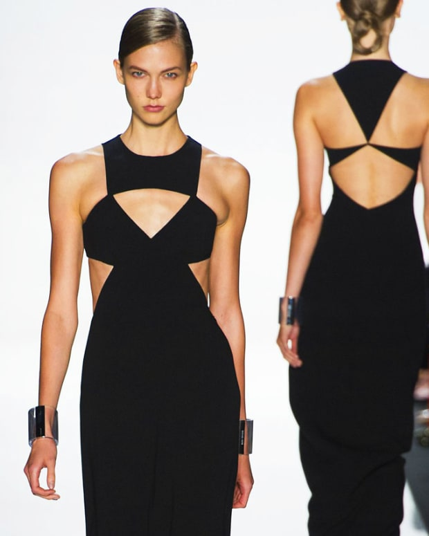 Michael Kors SS 2013_cutout dresses