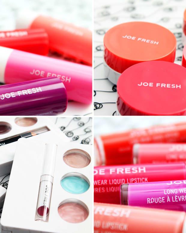 Joe Fresh Spring 2014 makeup