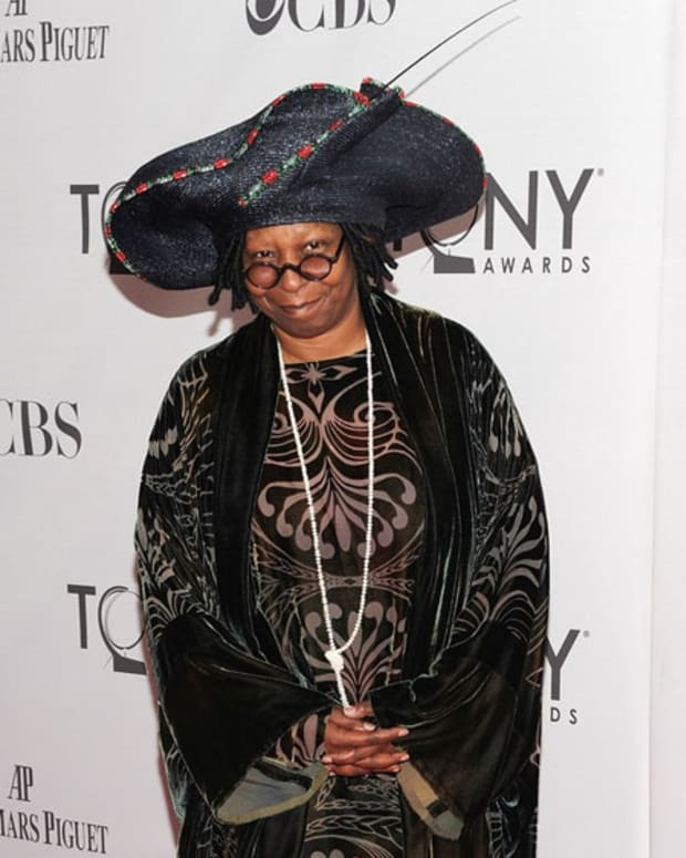 Whoopi Goldberg Tony Awards 2011