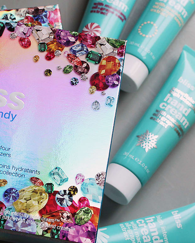 Bliss Holiday 2014_Bliss Handy Candy hand cream set