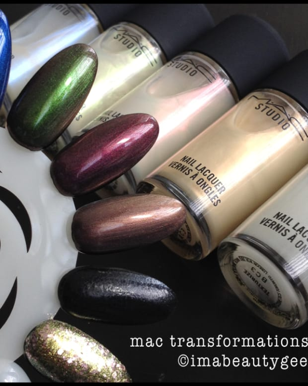 Mac Transformations 2014 Beautygeeks