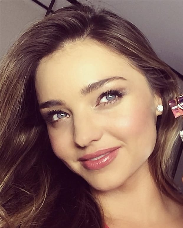 Miranda Kerr's power smoothie