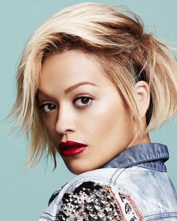 Rimmel London Fall 2014_singer songwriter Rita Ora_Flare Magazine