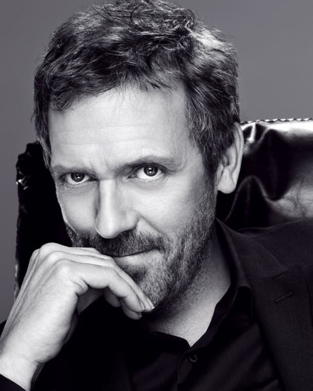 Hugh Laurie_L'Oreal Paris Men Expert