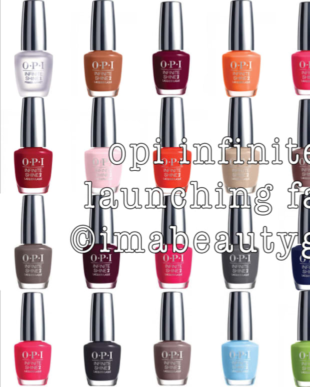OPI Infinite Shine BeautyGeeks
