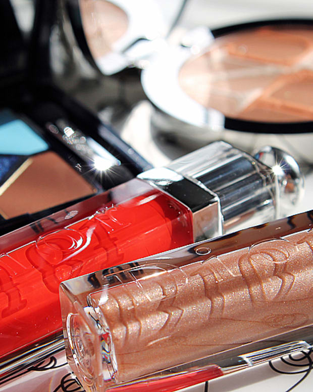 Dior Summer 2014 makeup Transat Edition