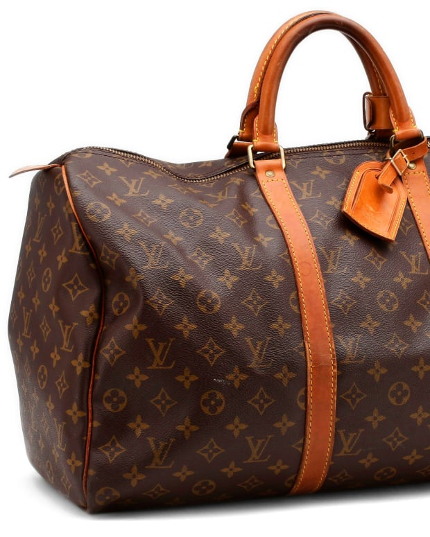 Louis Vuitton Keepall_vintage
