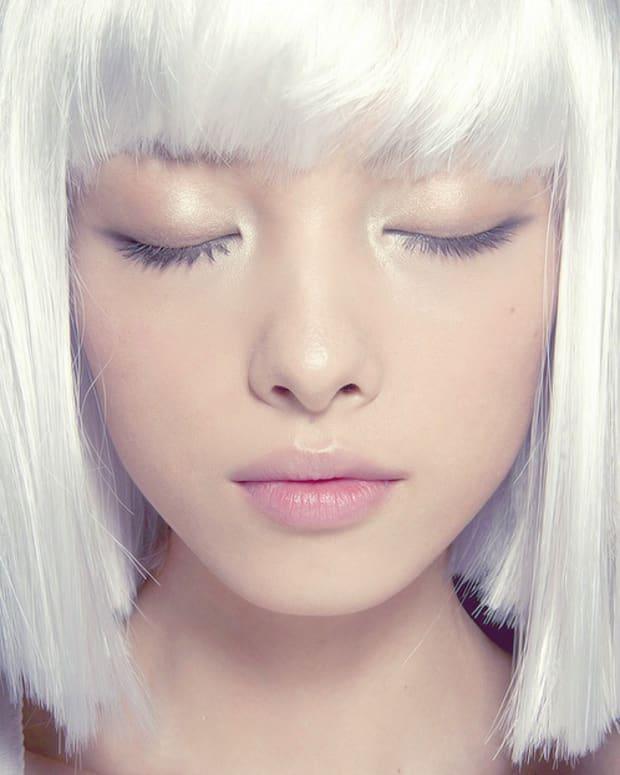 Breathtakingly beautiful makeup