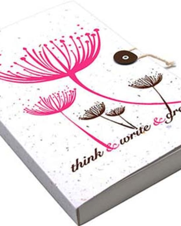 Botanical PaperWorks journal