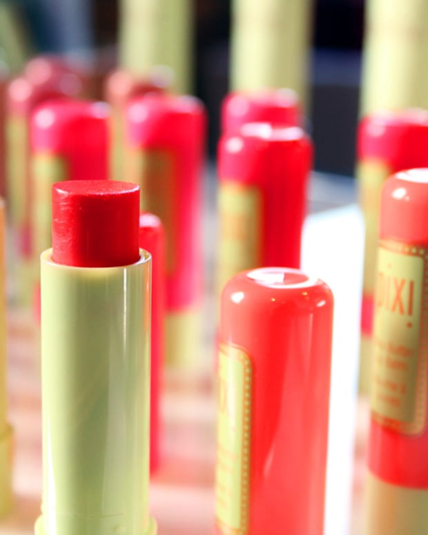 Pixi Spring 2014_Pixi Shea Butter Lip Balm display_Target preview