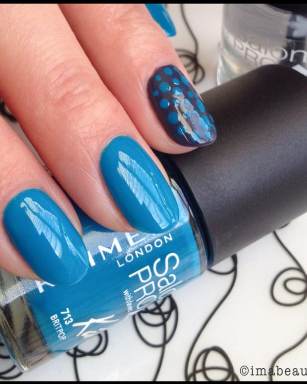 Rimmel Nail Polish Swatch