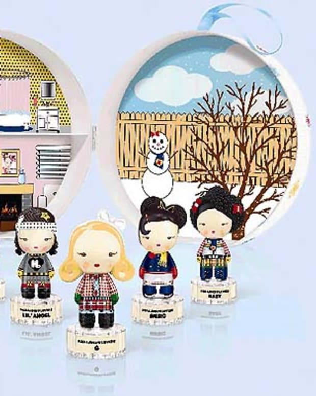 Harajuku Lovers Holiday set
