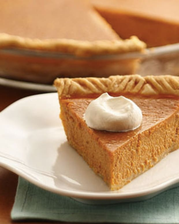 Pumpkin Pie_courtesy Pillsbury
