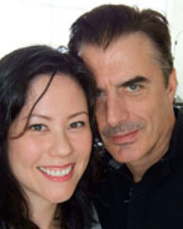 Janine_Falcon_and_Chris_Noth