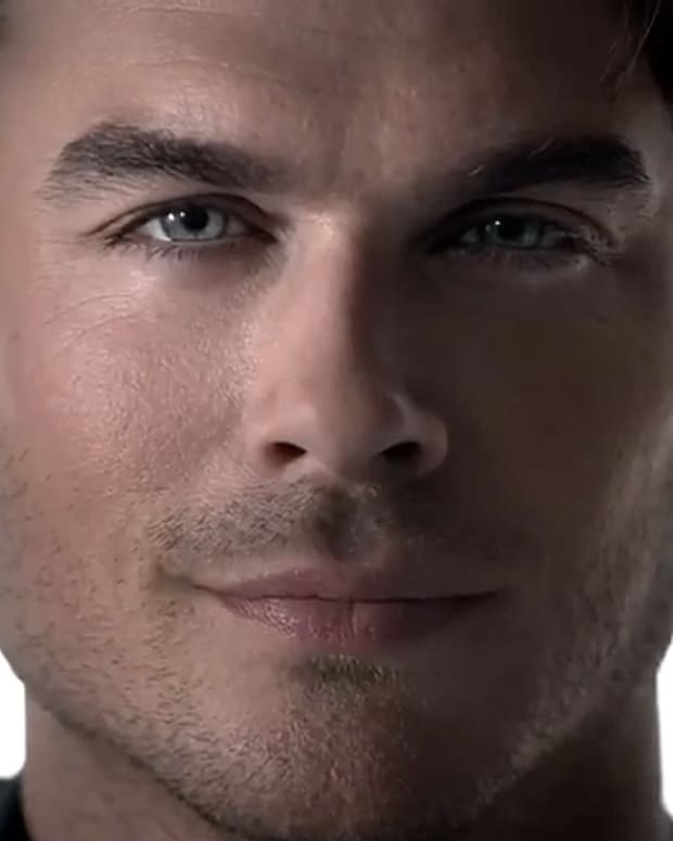 Ian Somerhalder in the first commercial spot for Azzaro Pour Homme