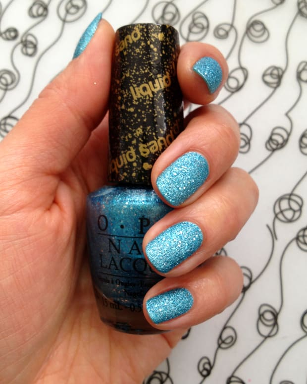 OPI Bond Girls in Tiffany Sand_Karen Falcon.jpg