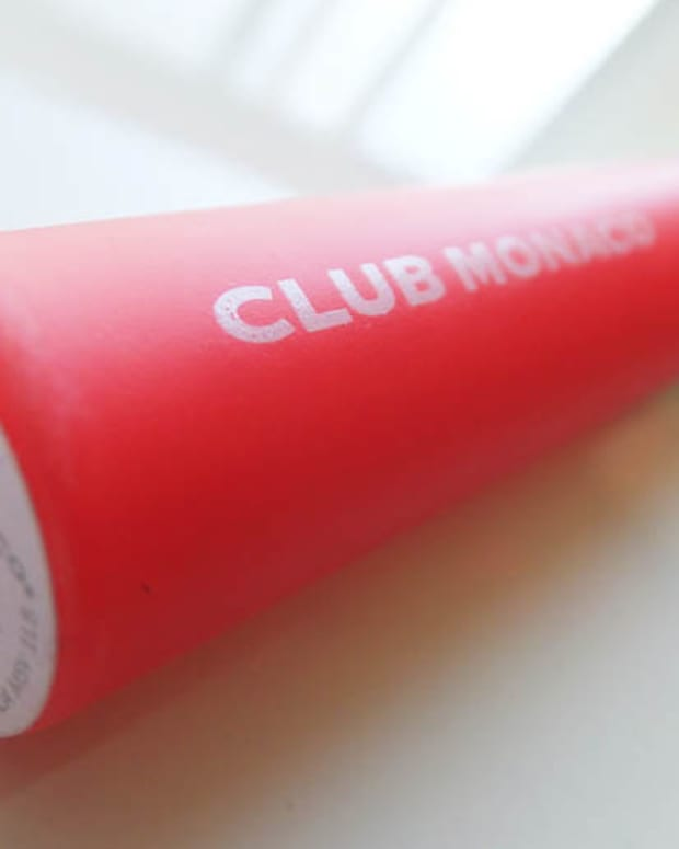 Club Monaco Lip Gloss in Cherub