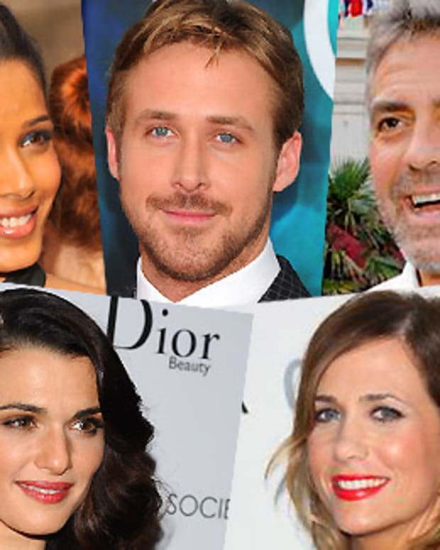celebrities expected at TIFF 2011