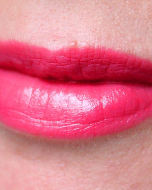 Sonia Kashuk Parisian Pink lipstick swatch Spring 2014