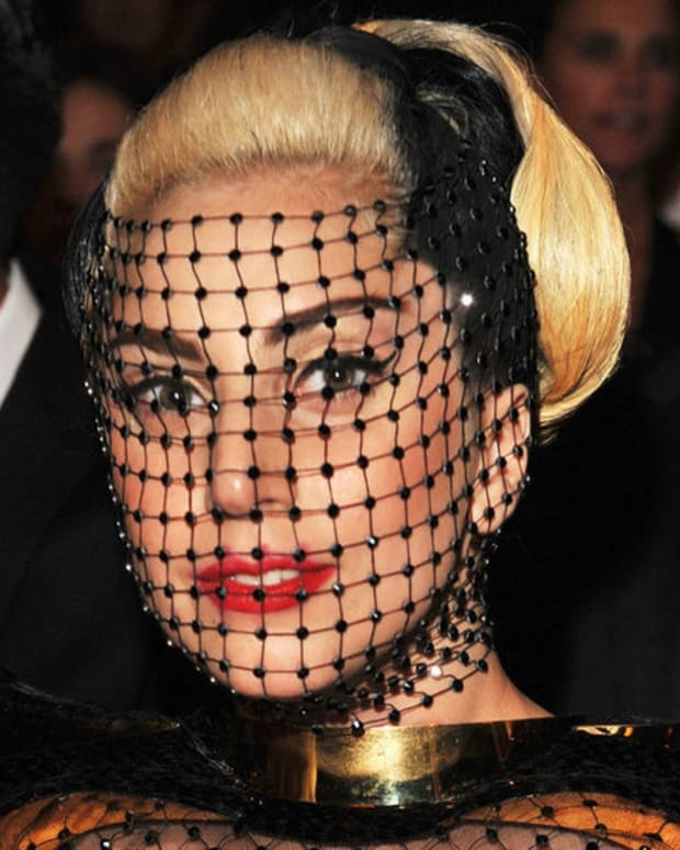 Lady Gaga_Grammy Awards 2012
