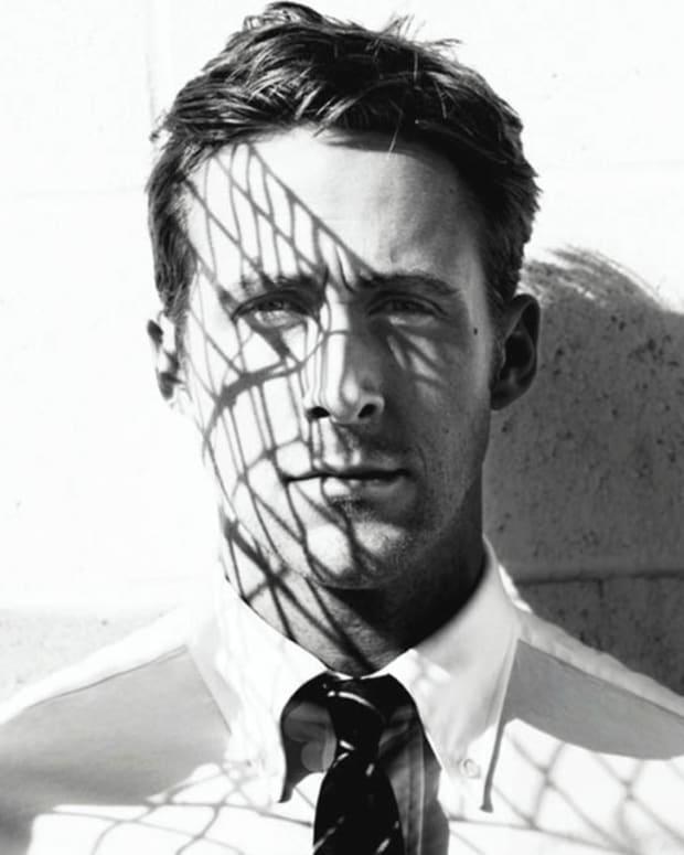 Ryan Gosling_black and white