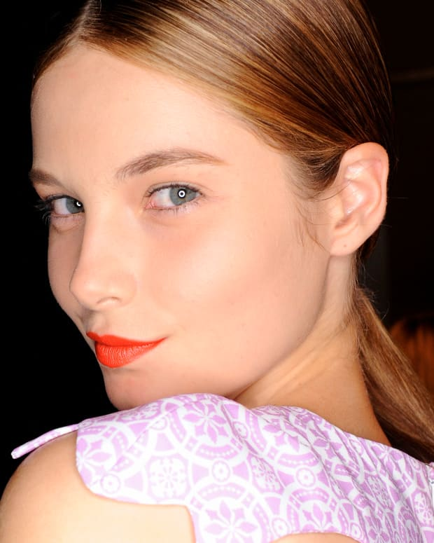 How to Have Awesome Teen Skin_Karla Spetic_lipstick Napoleon Perdis Devine Goddess Hara_photo by Wendell Teodoro